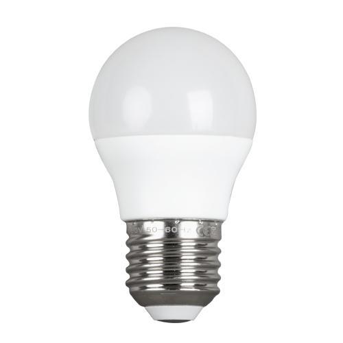 ULTRALUX - LB52742LV LED Топка 5W, E27, 4200K, 12-24V AC/DC, неутрална светлина, SMD 2835