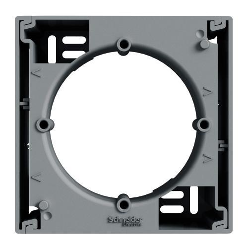 SCHNEIDER ELECTRIC - EPH6100162 Кутия за открит монтаж единична Asfora Стомана