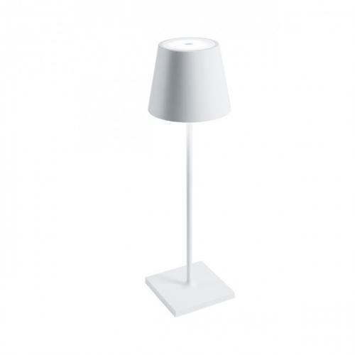 REDO GROUP - Настолна лампа, влагоустойчива GIORGIO 9174   VE LED SMD 2.2W IP54 USB WH 3000K