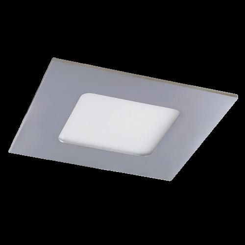 RABALUX - LED Панел влагозащитен квадрат Lois 5586 3W 4000K хром