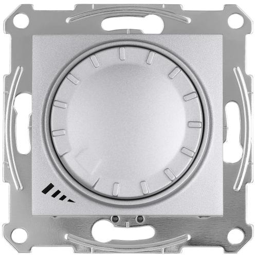 SCHNEIDER ELECTRIC - SDN2201260 Бутонен димер ротативен за LED лампи 400 W, алуминий