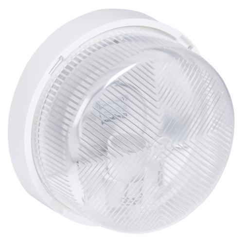 LEGRAND - Влагозащитено осветително тяло кръгло 100W, IP 44, Е27 60451