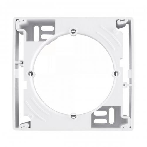 SCHNEIDER ELECTRIC - EPH6100121 Кутия за открит монтаж единична Asfora, бял
