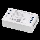 ULTRALUX - SSWFRGB Smart 2.4G RF WIFI контролер за RGB LED лента 15А, 180W (12VDC), 12-24VDC