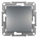 SCHNEIDER ELECTRIC - Двуполюсен ключ 10А стомана Аsfora EPH0200162