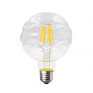 ACA LIGHTING - LED крушка димираща FILAMENT E27 6W 2700K 690lm WAFT6WWDIM