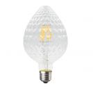 ACA LIGHTING - LED крушка димираща FILAMENT E27 6W 2700K 690lm MAVA6WWDIM