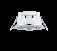 TRIO - LED панел за вграждане 5W хром  CORE – 652510106  (3)