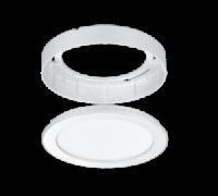 TRIO - LED панел за външен монтаж 12 W  бял  JUNO – 625501831  (1)