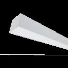 ELMARK - LED ПРОФИЛ ЗА ОТКРИТ МОНТАЖ S48 50W 4000K БЯЛ 99SM1504050/WH