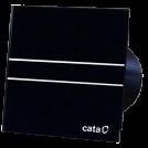 CATA - Вентилатор за баня CATA E-100 GTBK с таймер