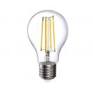 V-TAC - LED Крушка 12.5W Filament E27 A70 3000K SKU: 7458 VT-2123, 7459-4000К, 7460-6500К