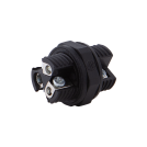 ULTRALUX - KW3PL10 Влагозащитен конектор L10, 3 пина, IP68 (1)
