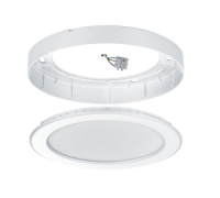 TRIO - LED панел за външен монтаж 18 W  бял  JUNO –  625502231  (2)