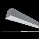 ELMARK - LED ПРОФИЛ ЗА ОТКРИТ МОНТАЖ S48 50W 4000K СИВ 99SM1504050/GR