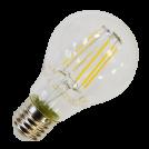 V-TAC - LED Крушка - 6W Filament E27 A60 Топло Бяла Светлина SKU: 4272 VT-1887