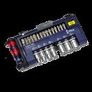 WERA - WERA Tool-Check Plus Вложки с тресчотка и накрайници комплект 1-4