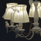 ACA LIGHTING - Полилей  Textile EG166083PW (1)