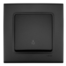 VIKO - Стълбищен бутон LINNERA LIFE черно 90404003-BG