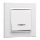MAKEL - Ключ девиаторен сх.6 със светлинен индикатор Karea 56001025