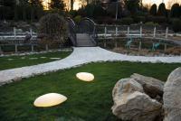 KANLUX - Декоративно градински тяло камък със сменяем източник на светлина STONO IS 63 IP65  24656  (3)