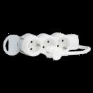 LEGRAND - 695001 Разклонител 3 гнезда с кабел 1,5 метра