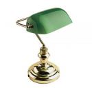 HOROZ - Настолна лампа HL 090 зелена Bank (1)