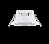 TRIO - LED панел за вграждане 5W бял  CORE – 652510131  (3)