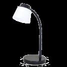 V-TAC - 5W LED Настолна Лампа 4000К Черно Тяло SKU: 7052 VT-1015