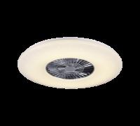 TRIO - Таванен вентилатор със осветление VISBY – R62402906