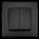 VIKO - Двоен Ключ LINNERA LIFE черно 90404002-BG