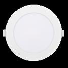 PANASONIC - 12W LED панел за вграждане, кръг, 4000K ∅170 LPLA11W124