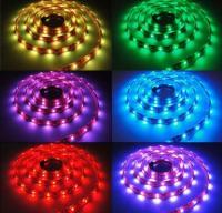 ULTRALUX - LNW505030RGB LED ЛЕНТА SMD5050, 7.2W/M, RGB, 12V DC, 30LEDS/M, 5M, НЕВОДОУСТОЙЧИВА (1)