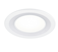 TRIO - LED панел за вграждане  10 W  бял  CORE – 652610131  (2)