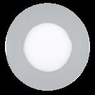 RABALUX - LED Панел влагозащитен кръгъл Lois 5588 3W 3000K хром (1)
