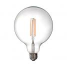 V-TAC - LED Крушка 12.5W Filament E27 G125 3000K SKU: 7453 VT-2143, 7454-4000К, 7455-6000К
