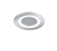 TRIO - LED панел за вграждане 5W хром  CORE – 652510106  (2)